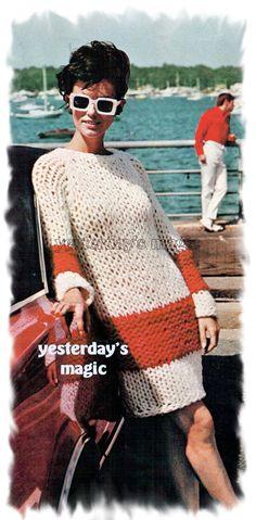 Instant Download PDF Easy Quick Knitting von YesterdaysMagic, $3.50