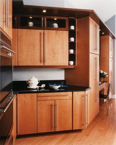Kitchens Design Flat Cabinets Kitchen Cabinets Cabinets Dark Slab