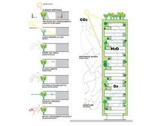 Bosco Verticale in Milan Will Be the World's First Vertical Forest Bosco Verticale – Inhabitat - Sustainable Design Innovation, Eco Architecture, Green Building Urban Design Concept, Urban Design Diagram, Urban Design Plan, Environmental Architecture, Sustainable Architecture, Sustainable Design, Architecture Design, Vertical Forest, Green Roof System