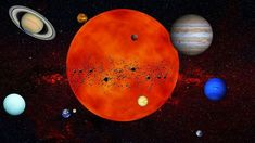 Free Science Lesson Plans / Space / Sun as Center of the Solar System