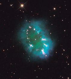 The Necklace Nebula