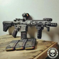 .458 SOCOM. For those moments when, at 25 yds a wild bigfoot appears..