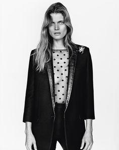 #MalgosiaBela for i-D Magazine. #thenewandthenow #editorial #models