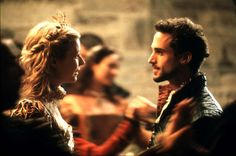 "A scene from ""Shakespeare in Love"". (Haven't seen it).   But this picture is SO crazy!!! If you see this picture and know who our family is, you MUST leave a comment answering this question: Who does this guy look like???"