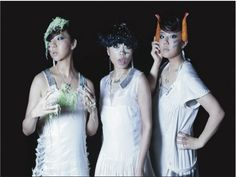 The band TsuShiMaMire.- love these ladies!