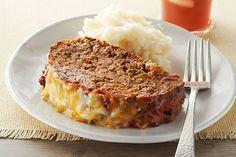 Nada mejor para festejar cualquier celebración especial que esta receta de pastel de carne. ¡Quedará delicioso!