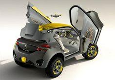 Renault presenta al público el primer coche con un 'drone' incorporado – RT