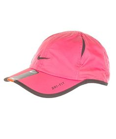 Nike Girls 2-6X Hot Pink Dri Fit Cap... good for hiking i think...