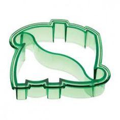 cookie cutter for sandwich cookie - dinosaur