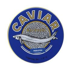 paddlefish caviar how to make