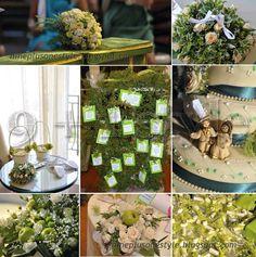 My green-apple wedding  9+1style: Il mio matrimonio verde... mela!   http://nineplusonestyle.blogspot.it/2014/05/il-mio-matrimonio-verde-mela-my-green.html