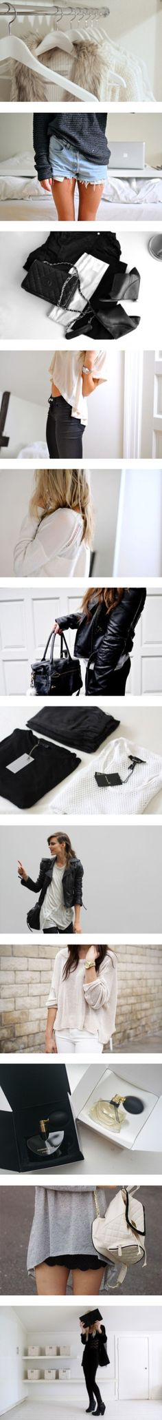 """""""It's Black and It's White, It's Wrong and It's Right"""" by h0lli ❤ liked on Polyvore"""