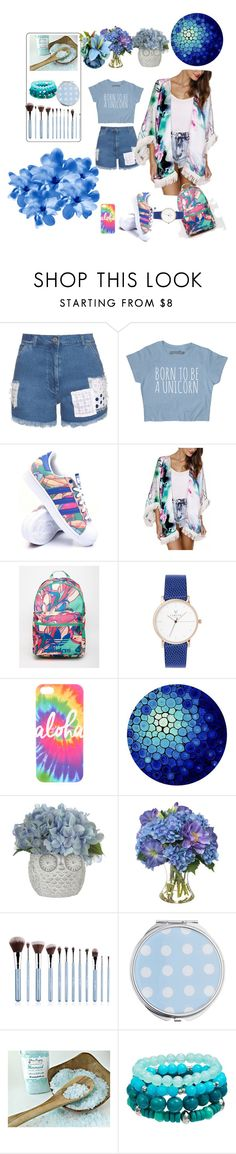 """Untitled #24"" by selmaadis ❤ liked on Polyvore featuring House of Holland, adidas, Diane James and Miss Selfridge"