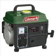 Coleman 2-STROKE GENERATOR 1000 Watt 120VAC/12VDC US/CN