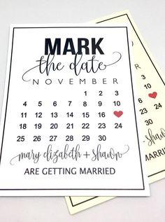 Bridesmaid Proposal Gift Box Calendar, Mark The Date, Wedding Date, Mark Your Calendar Card, Bridesmaid Box Wedding Tags, Wedding Favors For Guests, Wedding Ideas, Diy Wedding, Wedding Stuff, Wedding Planning, Bridesmaid Boxes, Bridesmaid Proposal Gifts, Wedding Canvas