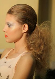 Hairstyle by me/ make-up by Ioana Cristea