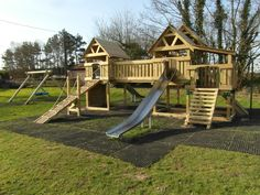 Park playground for Newton St Faiths Community Group in Norfolk