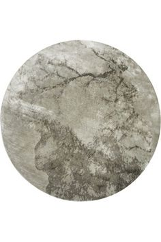 Rainstorm Silk hand knotted Rug, by Tania Johnson Design - Water Collection