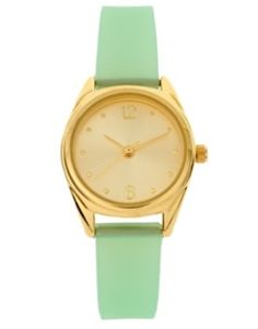 Mint watch.  So pretty.