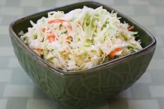 Creamy Southern Cole Slaw