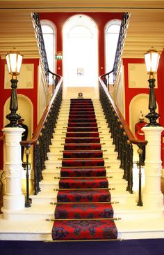 The grand staircase at the Museum, perfect for your wedding or event photographs. Royal Marines Museum, Grand Staircase, Stairs, Portsmouth, United Kingdom, England, Places, Photographs, Weddings