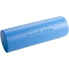 Gold's Gym 18 inch Foam Roller, Blue