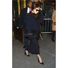In Victoria Beckham - In New York City, 2015