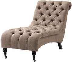 Library? Guest room? Office? Carter Chaise Lounge