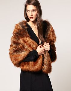 faux furs | Wrapped up in Faux Fur