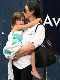 christy turlington and daughter grace