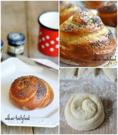 Salty Cake, Bagel, Doughnut, Sweet Recipes, Hamburger, French Toast, Lunch, Bread, Breakfast