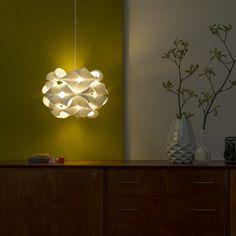 Beautifull lamp Frenk, lasercut made in Amsterdam