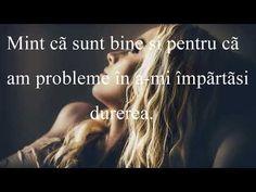 Spun că sunt bine dar mă doare sufletul - YouTube Abs, Love, Music, Youtube, Movie Posters, Amor, Musica, Crunches, Musik