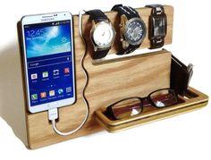 Watch and Eye Dock Galaxy Note 4-3-2 by undulatingcontours