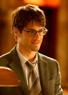 Justin Bartha. I absolutely love him as Riley Poole. He's adorable.