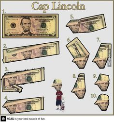 If anybody out there still has $5 to their name, put a lid on Abe! #conservalicious #abrahamlincoln