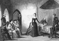 Lady Jane Grey Picture Gallery: Clerical Conference Lady Jane Grey, Jane Gray, Mystery Show, Tower Of London, Grey Pictures, Historical Romance, Tudor History, Queen Mary, A4 Poster