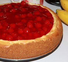 No sugar added pie cherries FTW Cheesecake. It's been the one dessert that's so decadent that I seek it wherever I go. Around my house, cheesecake is the birthday cake of champions. Eve…