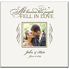 personalized wedding photo albums our wedding day holds 200 4x6 Wedding Anniversary Gifts Under 200 personalized mr & mrs wedding anniversary gifts photo album custom engraved all because two people fell in love holds 200 photos wedding gift ideas by $200 Gift Ideas
