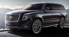 GM's Upcoming 2014 Cadillac Escalade Luxury SUV