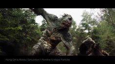 "CGI VFX Showreels HD: ""VFX Showreel"" - by Harry Ellard (+playlist)"