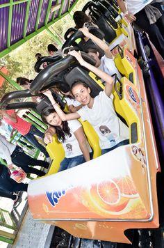 100% Color de Garnier :Six Flags: