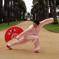 Yang Taiji Fan Workshop – A Passion Shared! Professor Lily Sun, Yulong Wushu Tai Chi Australia.
