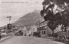 St George's Street - Simonstown