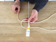 How To Dress Up An Extension Cord