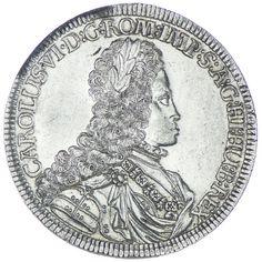 Taler 1716 Hall RDR Haus Österreich Karl VI. 1711 - 1740,