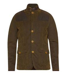 Barbour Wyton Wax Jacket