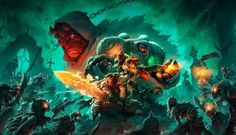 Battle Chasers: Nightwar Review | CGM: Fans of late 90s comics and Joey Maduiera will be happy to see Battle Chasers: Nightwar, a game…