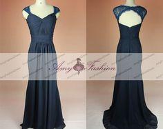 Cordón del vestido de Dama de honor vestido de Dama por GraceGown