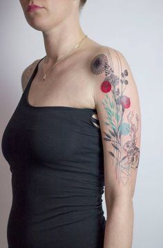 Dead Romanoff Tattoo, Marta Lipinski